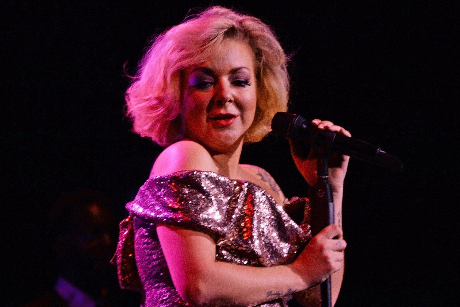 Sheridan Smith Opens Up About 'Massive Meltdown' Following Father's