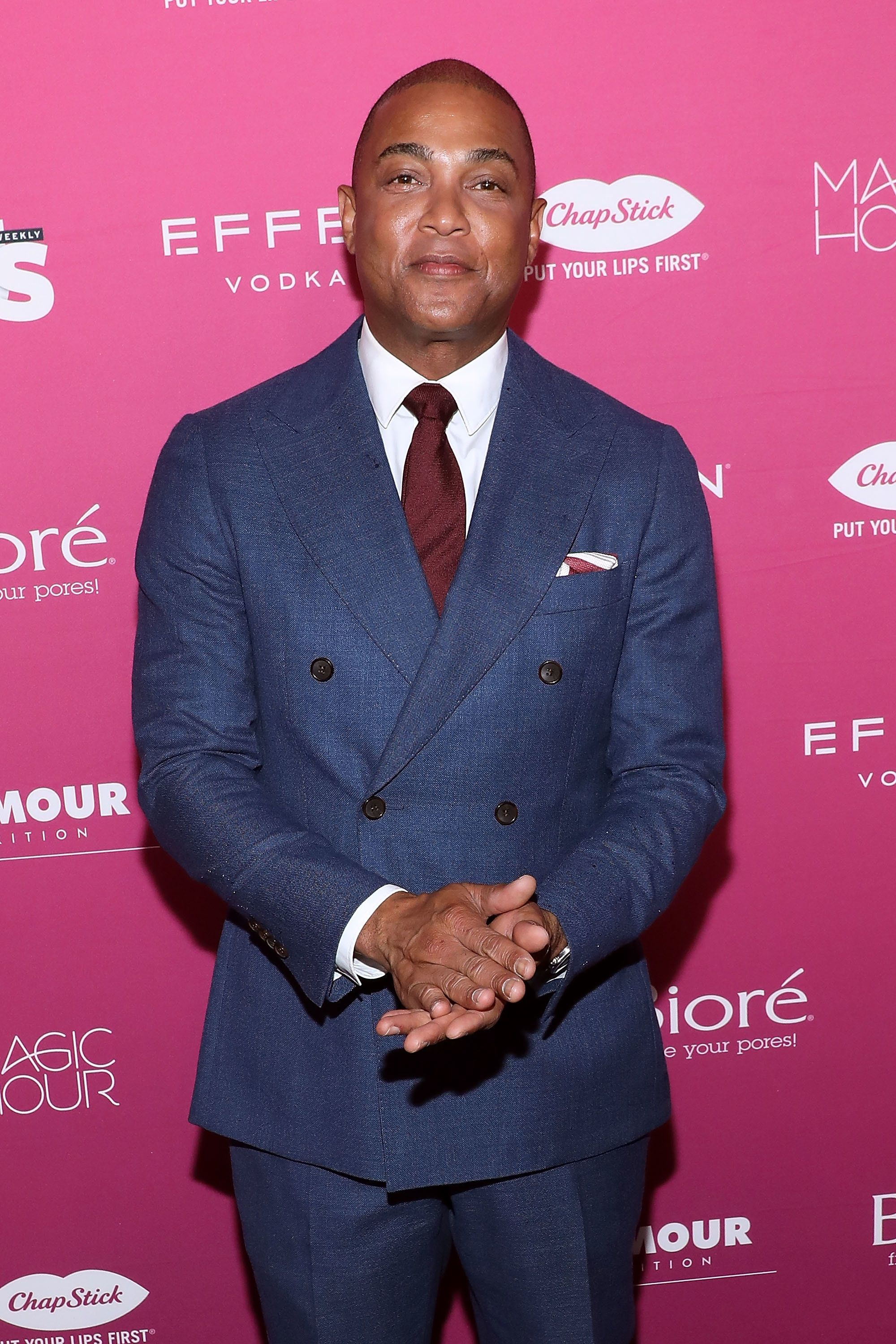 NEW YORK, NY - SEPTEMBER 12:  Don Lemon attends the 2018 US Weekly Most Stylish New Yorkers at Magic Hour Rooftop Bar & Lounge on September 12, 2018 in New York City.  (Photo by Taylor Hill/WireImage)