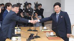 남북이 2032년 올림픽 공동개최를 본격