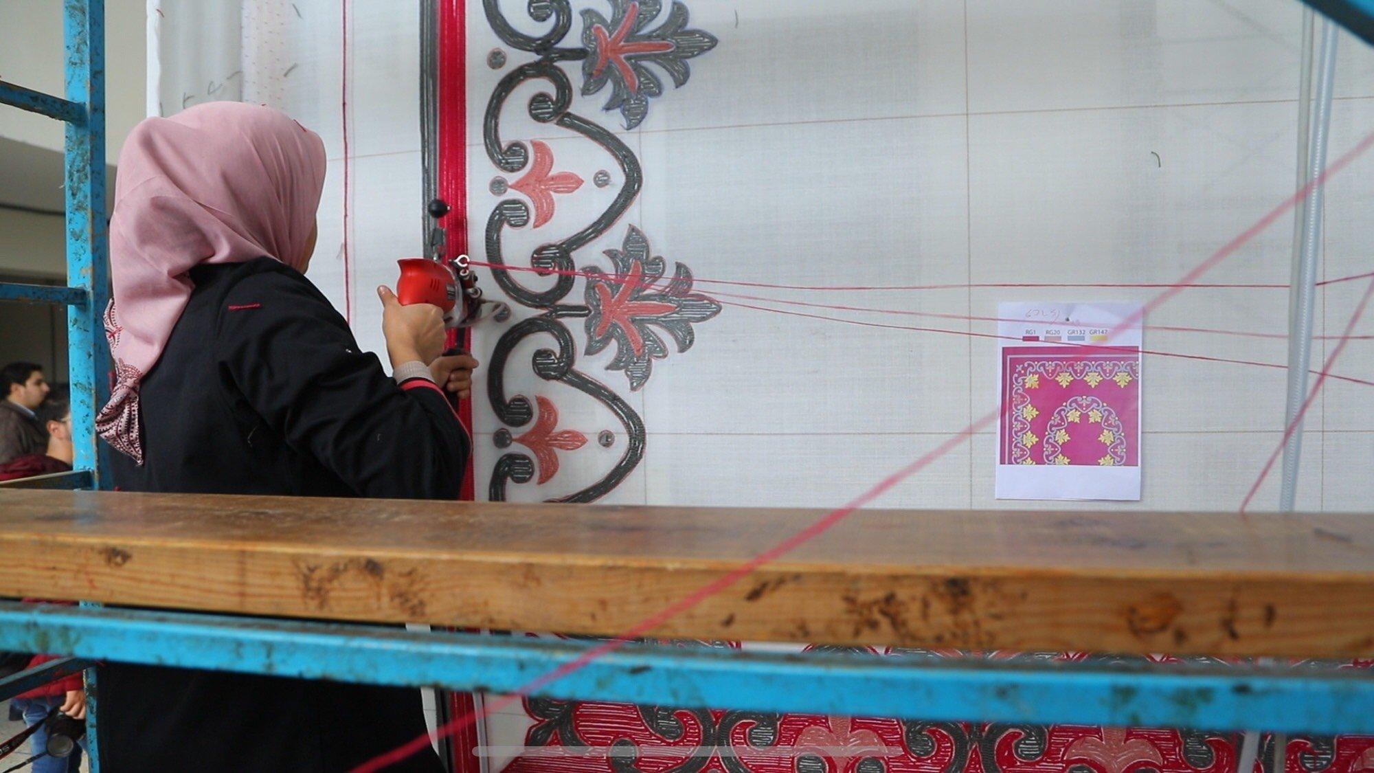 Dans une dynamique d'expansion, Artco présente sa nouvelle unité de production de tapis à