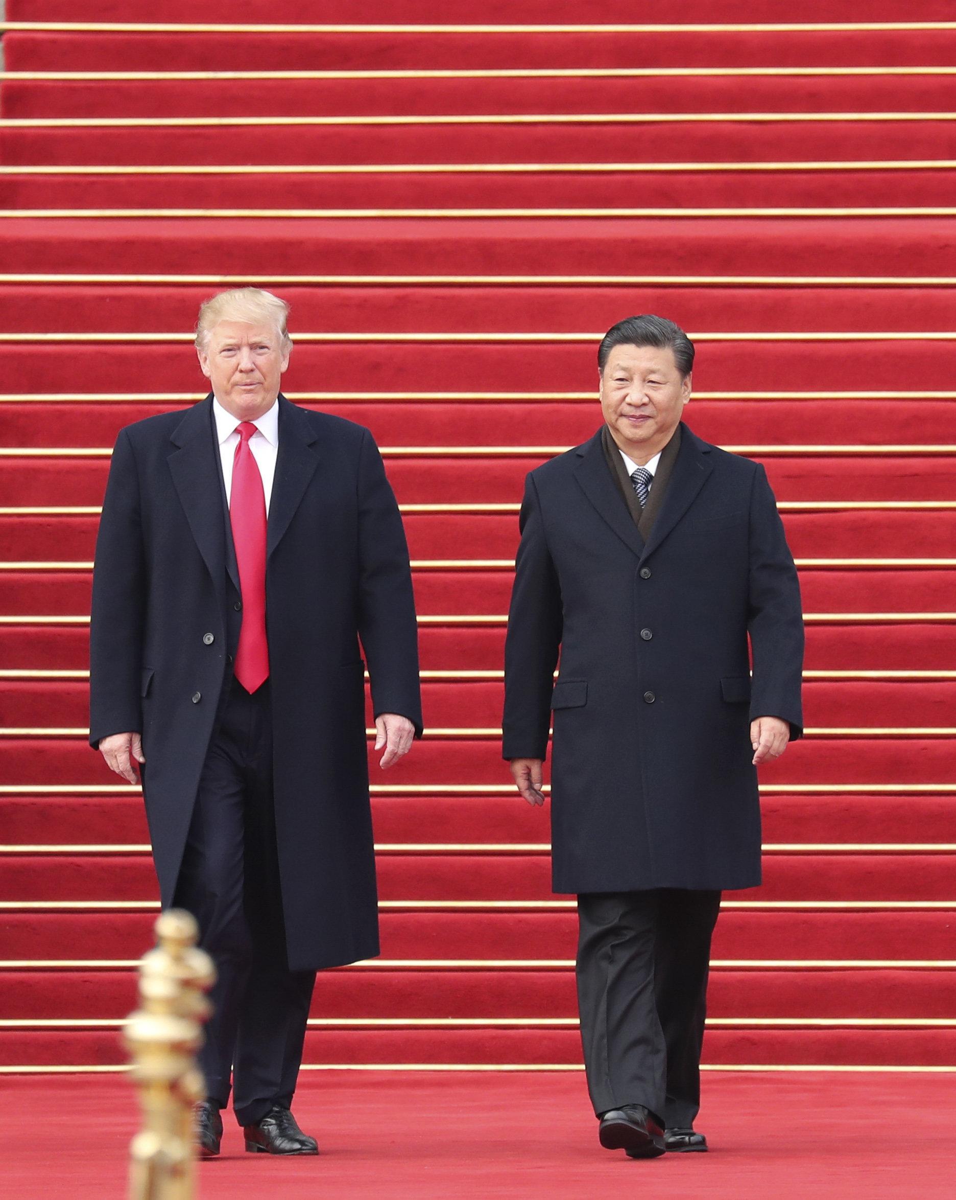 트럼프가 중국과의 무역협상안을 마련하라고 측근들에게