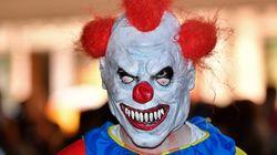 Sachsen: Grusel-Clown erschreckt Kinder – dann schlägt ihr Vater auf ihn
