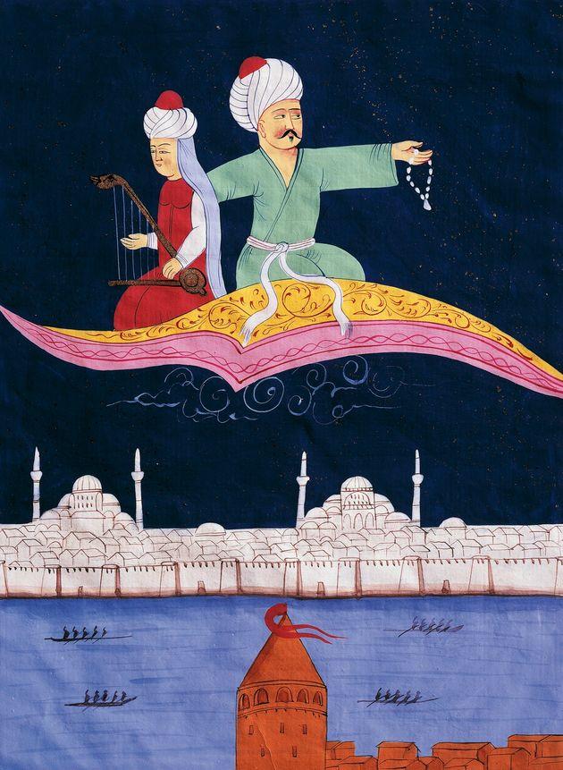 «Χίλιες και μία Νύχτες»: Από τη Συρία στις Βερσαλίες του Βασιλιά