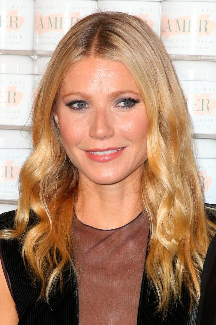 Paltrow said that menopause needs rebranding, and that we lack examples of 'aspirational' menopausal women