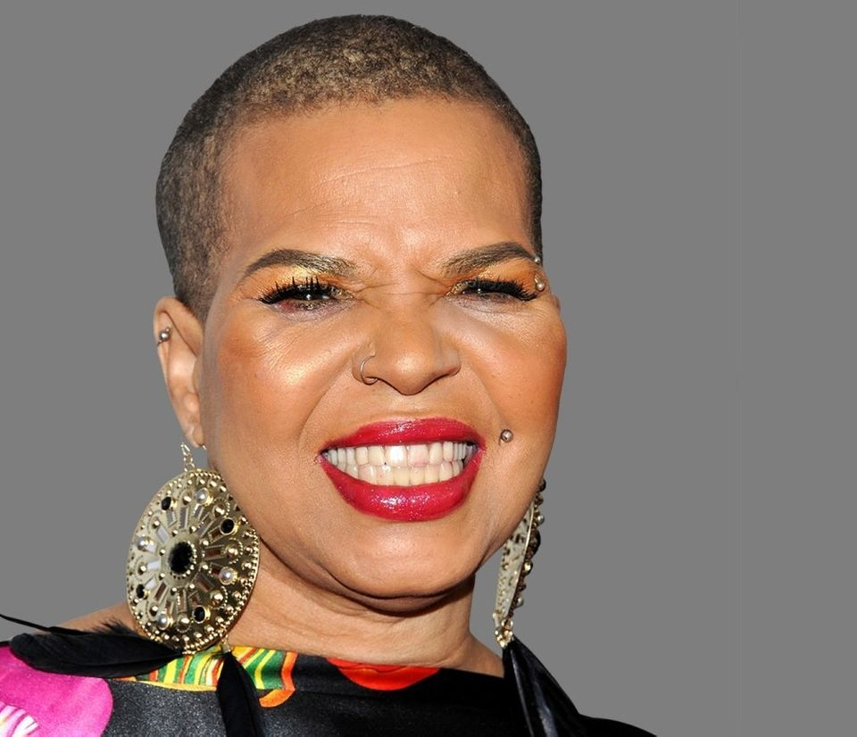 "Ntozake Shange, a spoken-word artist who morphed into a playwright with her canonical play ""For Colored Girls Who Have"
