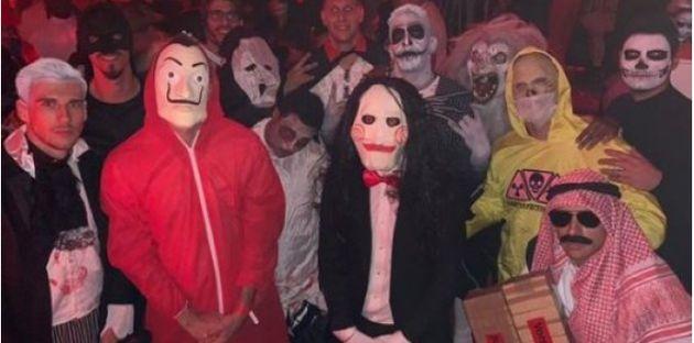 Rafinha se déguise en cheikh pour Halloween, le Bayern Munich retire la