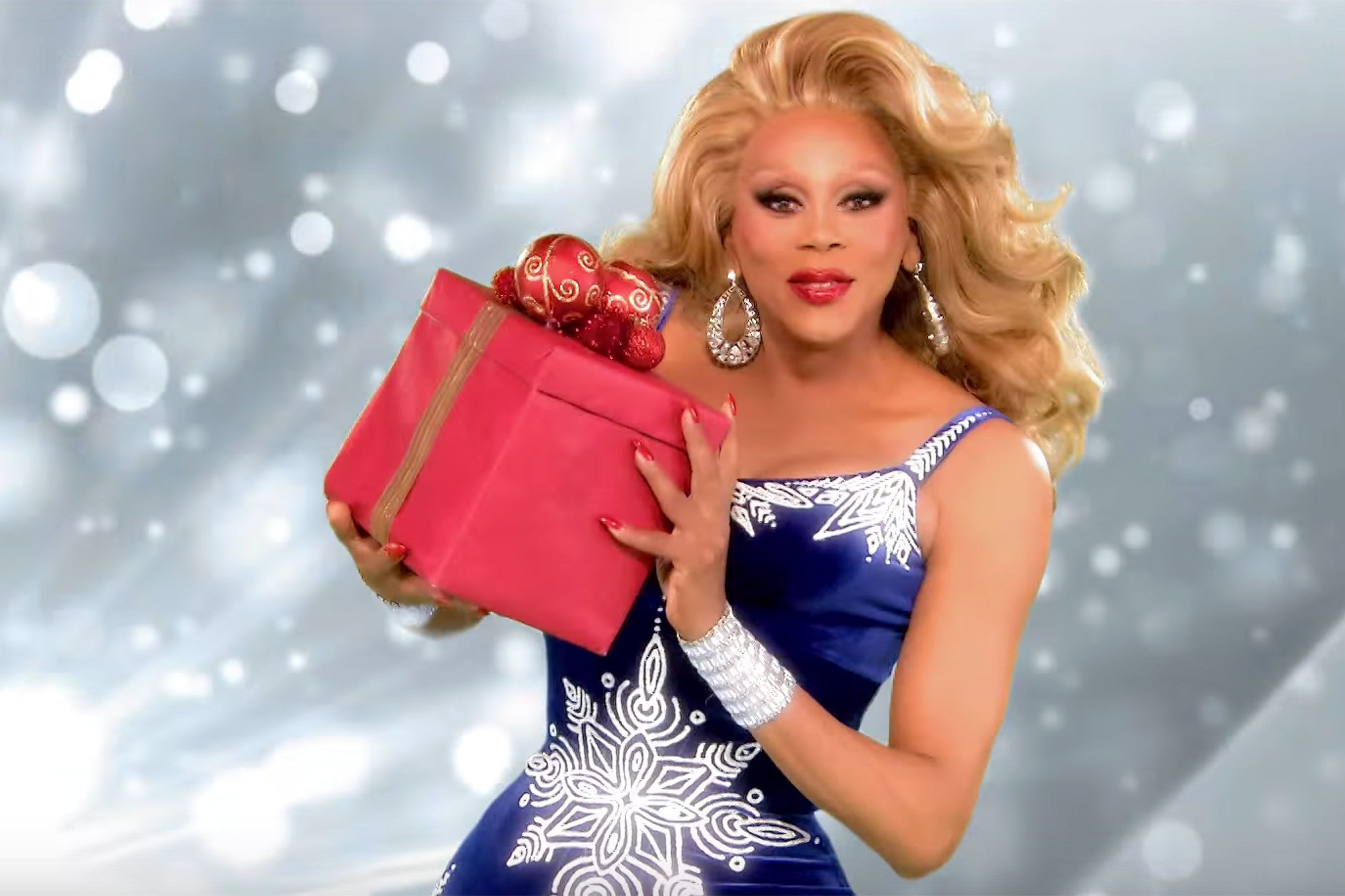 'RuPaul's Drag Race' Christmas Special Announced, And Here's Which Queens Are Taking