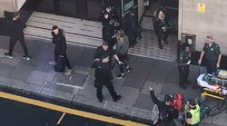 Armed Police Descend On Sony HQ In London Amid Double