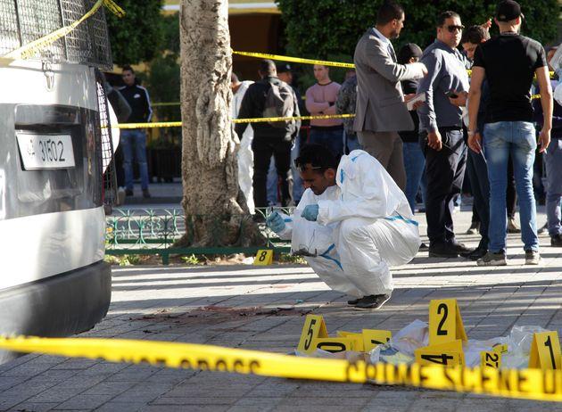 L'attentat de l'Avenue Habib Bourguiba où l'indéniable effet