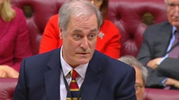 Lord Bates had his resignation refused by Downing
