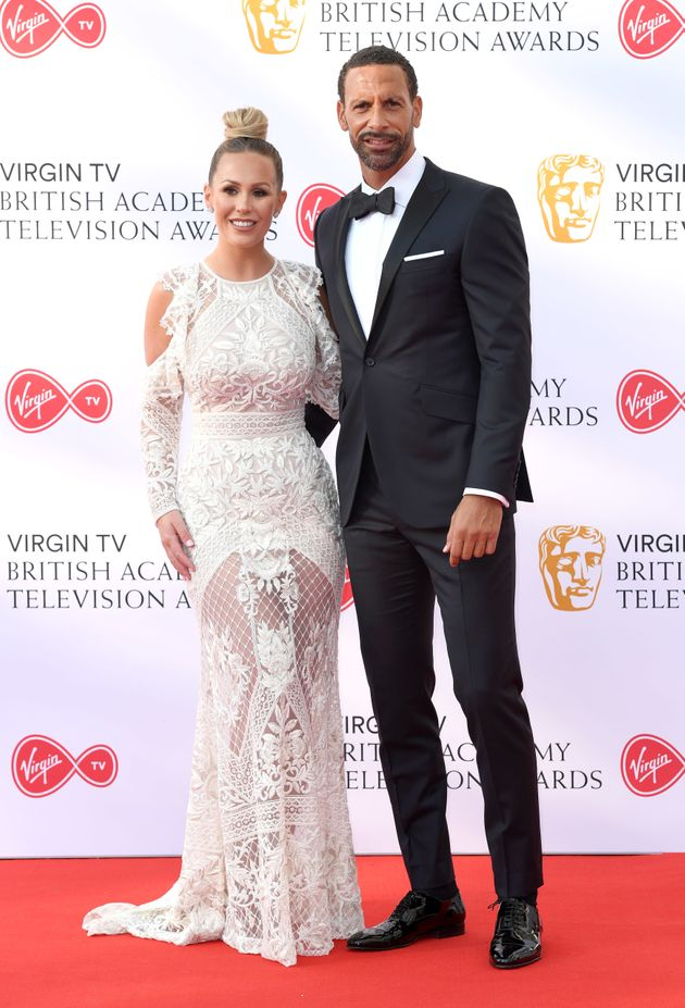 Rio Ferdinand's Son Had The Sweetest Reaction To His Dad's Engagement To Kate