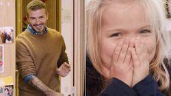 Watch The Adorable Moment David Beckham Surprises Pride Of Britain Winner Ella