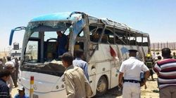 Egypte: 7 morts dans une attaque contre un bus de fidèles