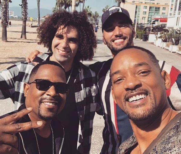 """Le troisième opus de """"Bad Boys"""", réalisé par deux Marocains, officiellement"""