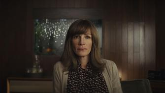 "Julia Roberts in ""Homecoming."""