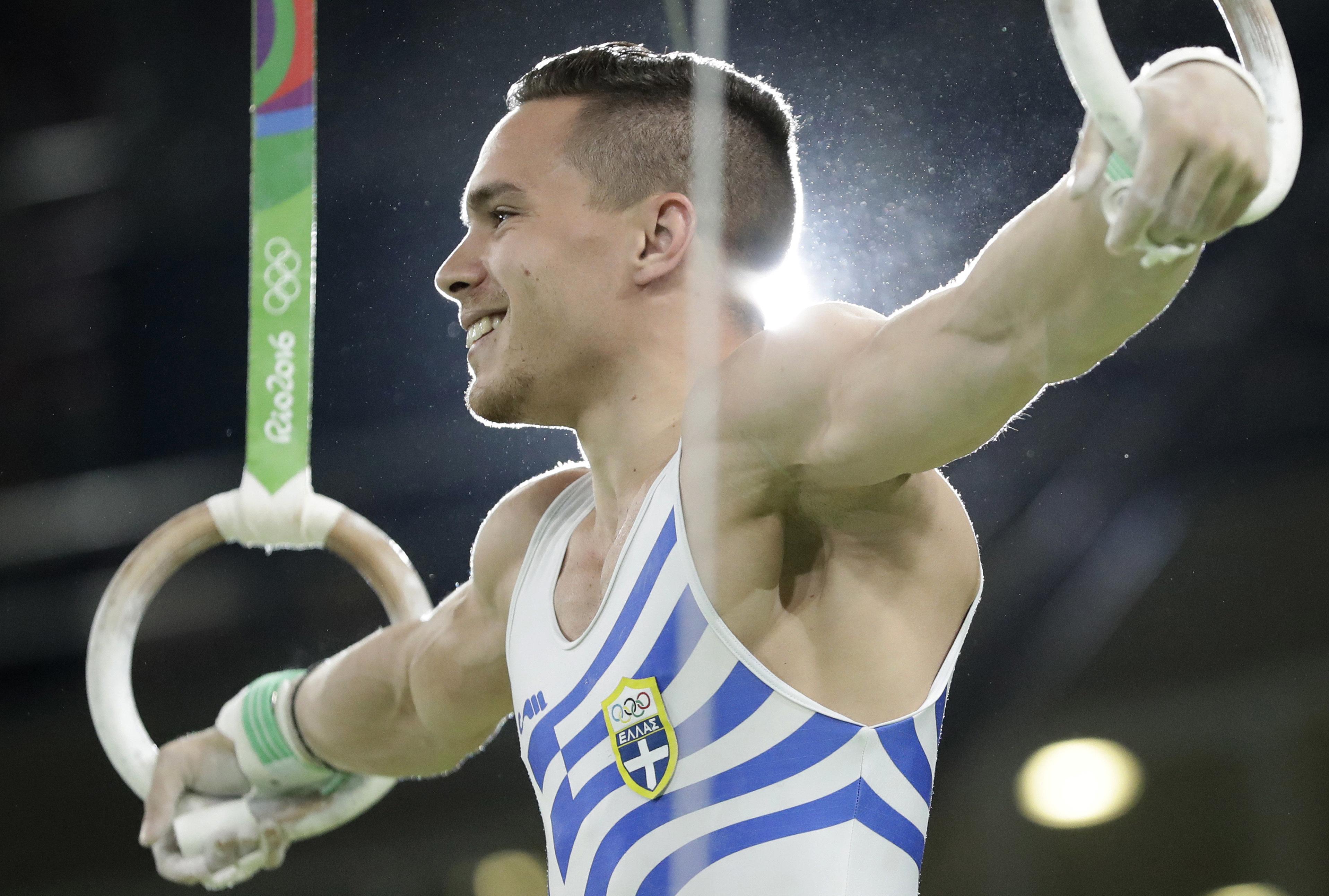 Παγκόσμιος πρωταθλητής ξανά ο Λευτέρης