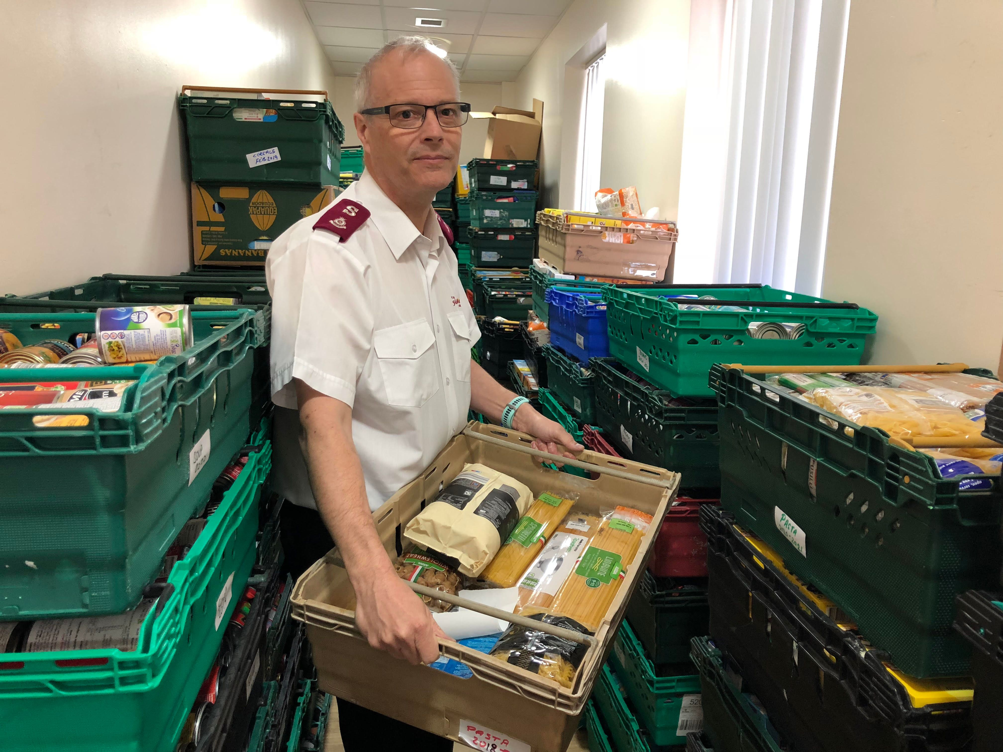 From Universal Credit To Food Banks: How Benefits System Change Is 'Pitchforking' People Into
