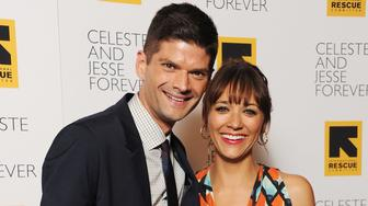 NEW YORK, NY - AUGUST 01:  Writer Will McCormack and actress Rashida Jones attend the 'Celeste And Jessie' New York Premiere at Sunshine Landmark on August 1, 2012 in New York City.  (Photo by Dimitrios Kambouris/WireImage)