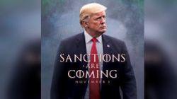 """Trump s'imagine donc dans """"Game of Thrones"""" avec cette annonce sur l'Iran"""