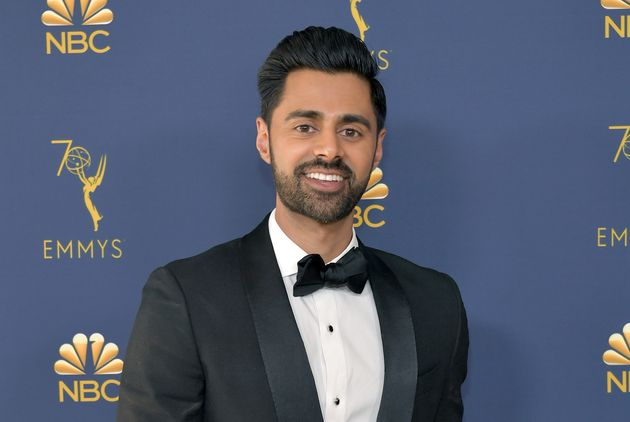 Comedian Hasan Minhaj highlighted some outdated, racist language that appeared in a U.S. military document...