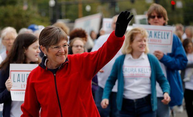 Kris Kobach Loses Kansas Governor's Race To Democrat Laura