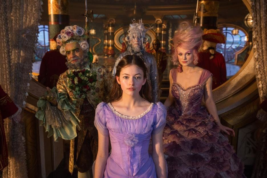 """Nutcracker and the Four Realms"""