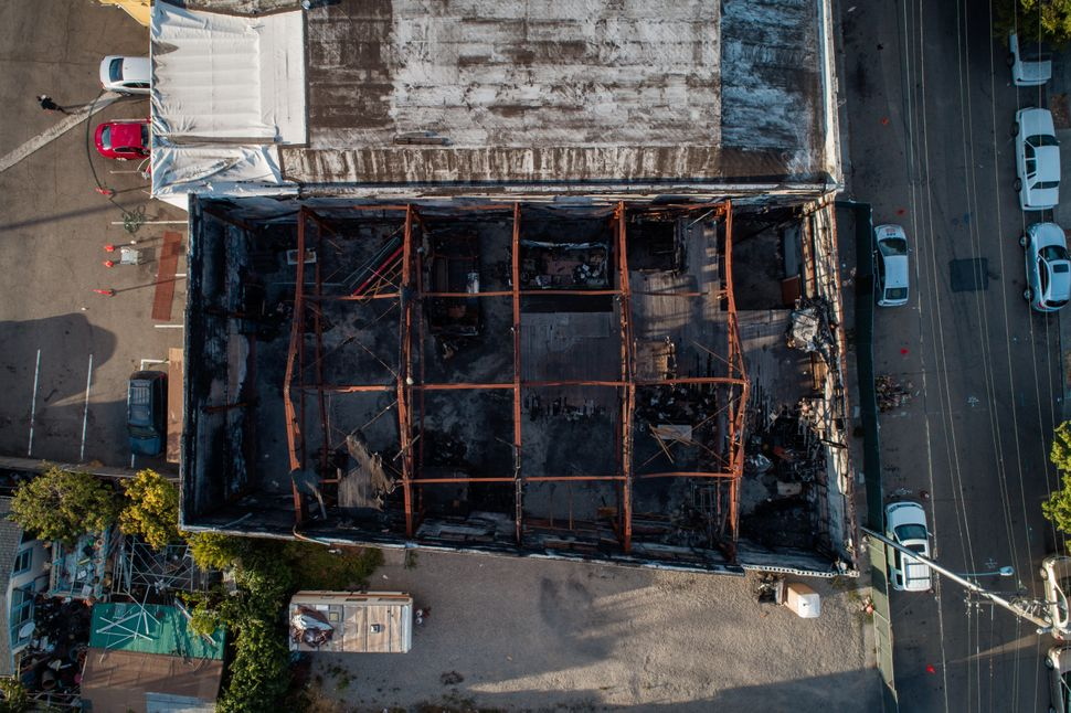 The 2016 Ghost Ship fire killed 36