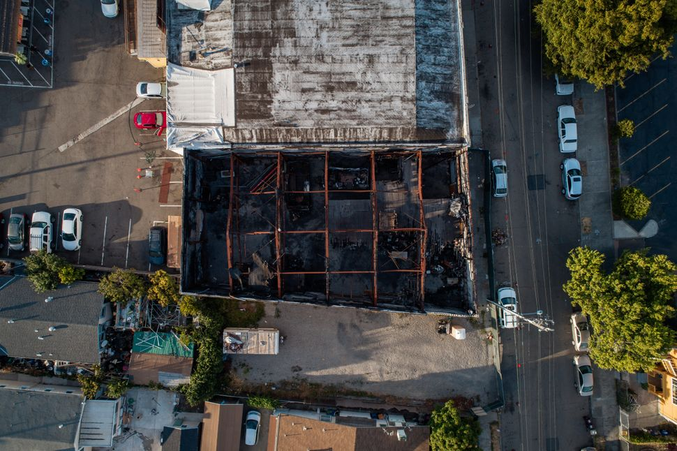 An electrical fire had occurred at Ghost Ship two years before the 2016