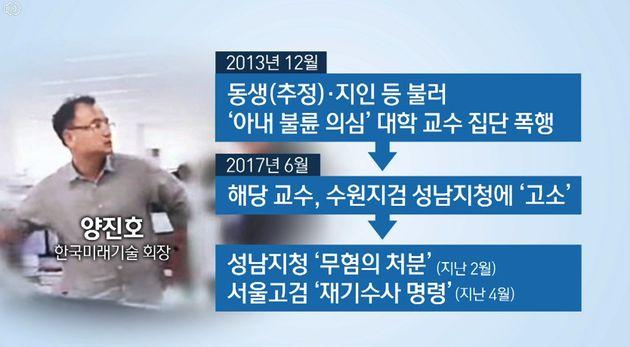 양진호 폭행 폭로한 기자가 밝힌