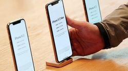 아이폰 신제품 3종의 첫날 개통량은 기대