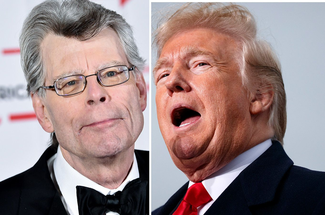 Stephen King Damns Trump With Faint Praise, Lists 3 Things He's 'Delivering'