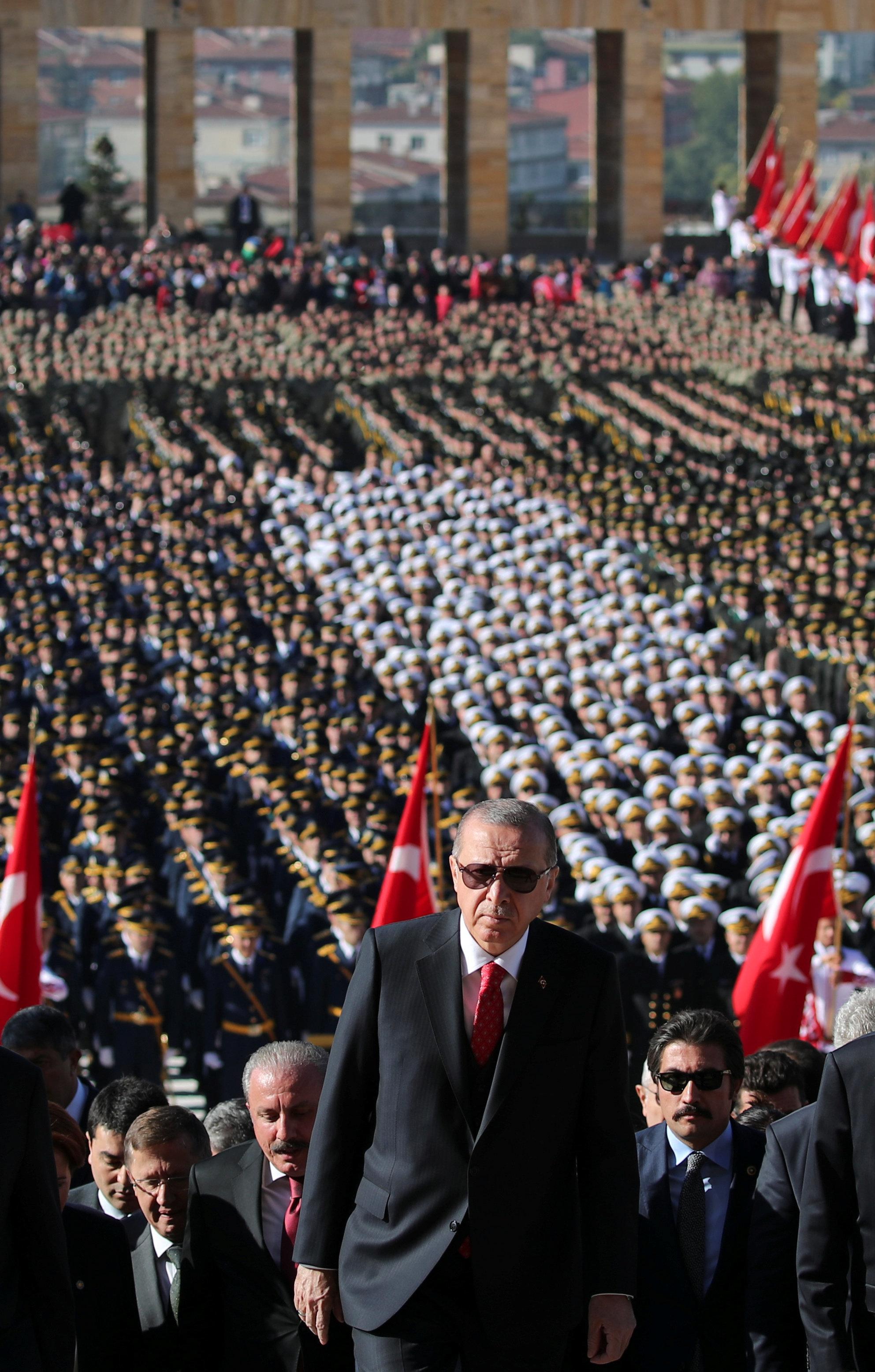 Erdogans Raketen-Pläne zeigen den bedrohlichen Kurs der