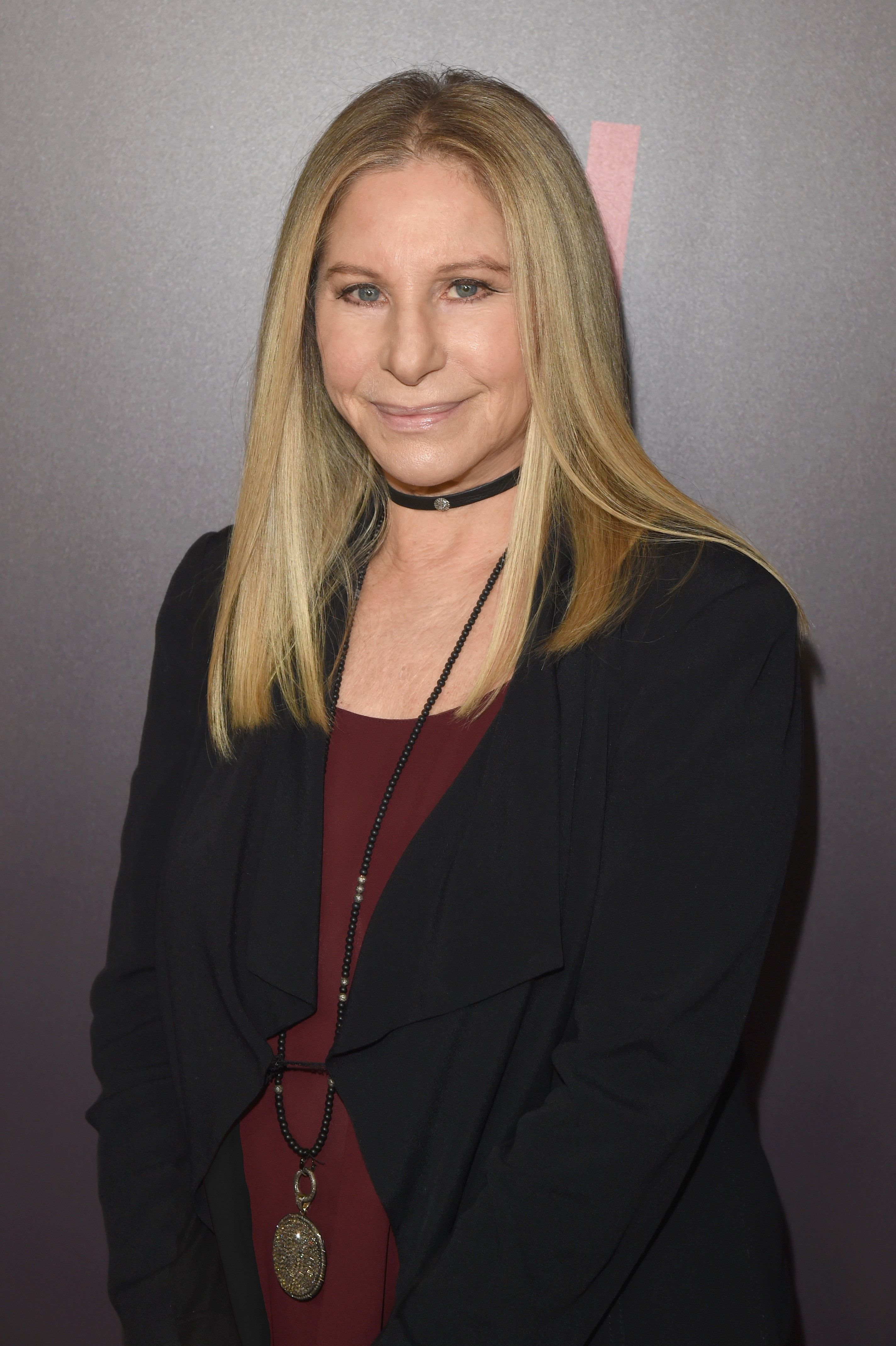 LOS ANGELES, CA - JUNE 10:  (EDITORS NOTE: This image has been retouched.) Barbra Streisand attends Barbra Streisand And Jamie Foxx In Conversation At Netflix's FYSEE at Raleigh Studios on June 10, 2018 in Los Angeles, California.  (Photo by Jason Merritt/Getty Images for Netflix)