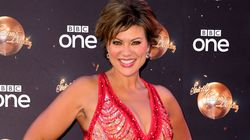 Strictly's Kate Silverton Vows To Dance Through Pain After Stripping Muscle On Rib