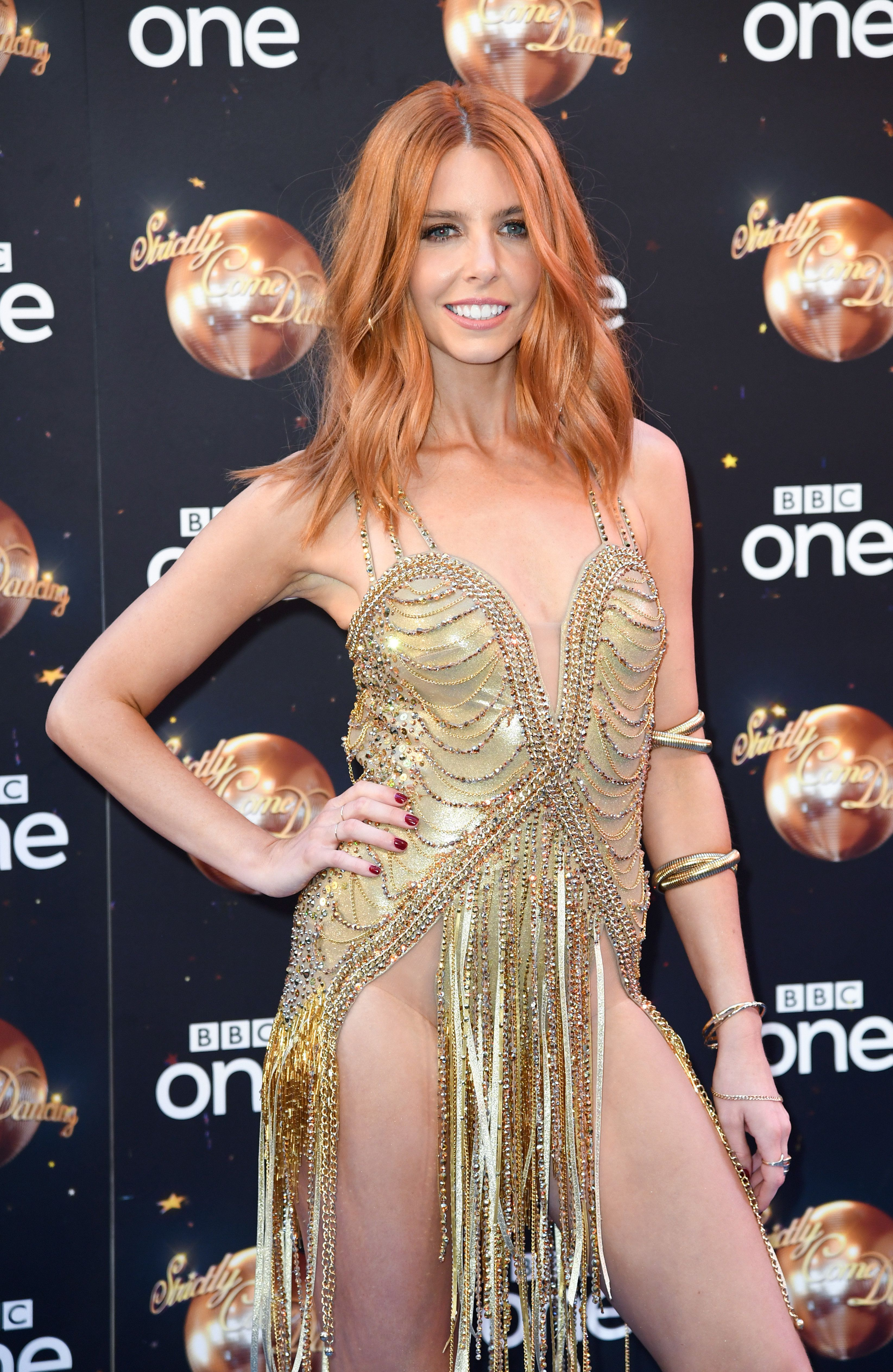 Strictly's Stacey Dooley 'Nearly Threw Up' After Hearing Muscle Tear In