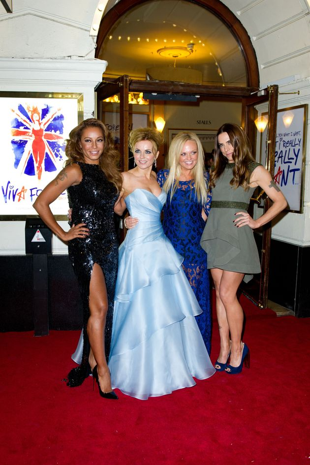 The Spice Girls are reportedly reuniting as a