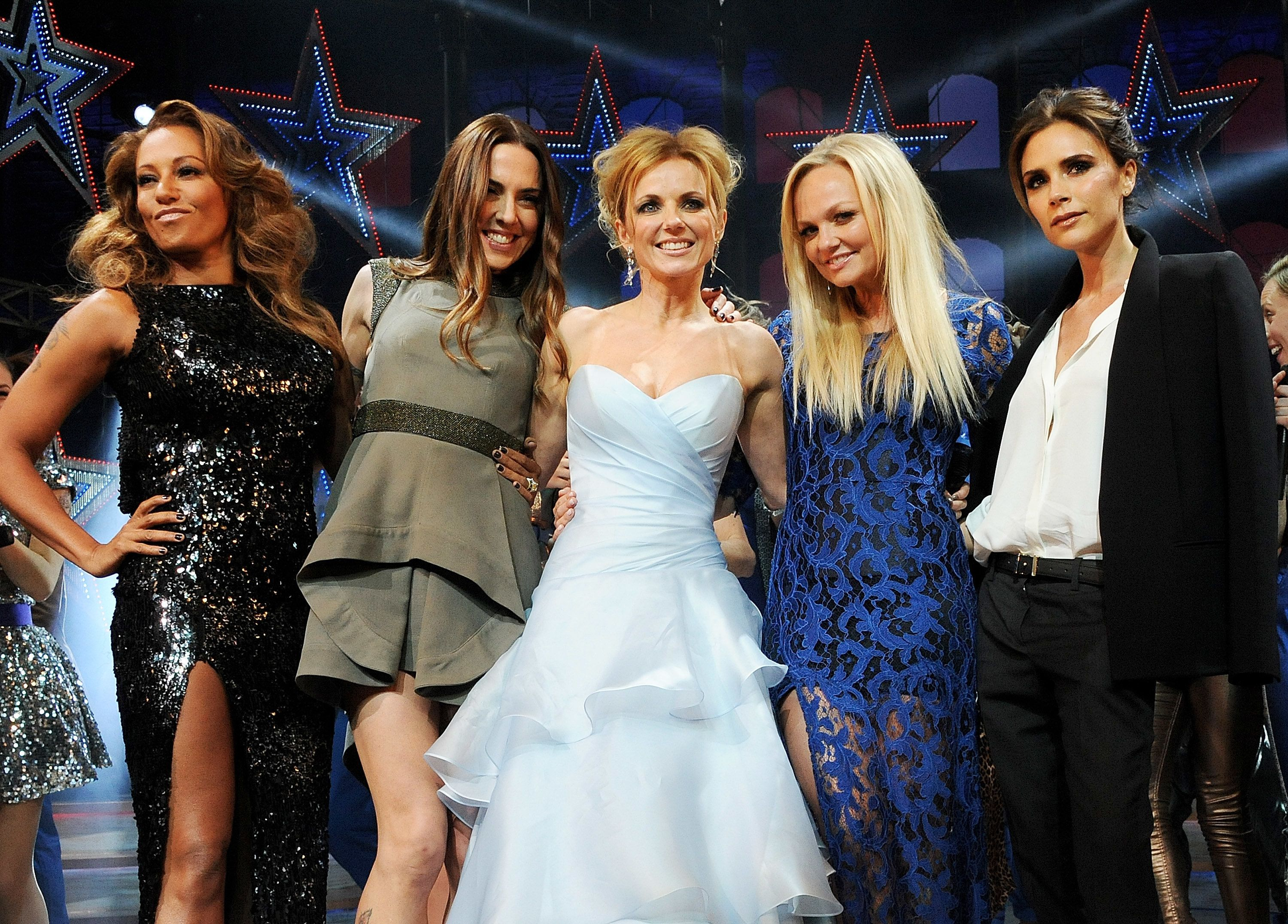 Victoria Beckham Reunites With Mel C Amid Claims She's Skipping Spice Girls