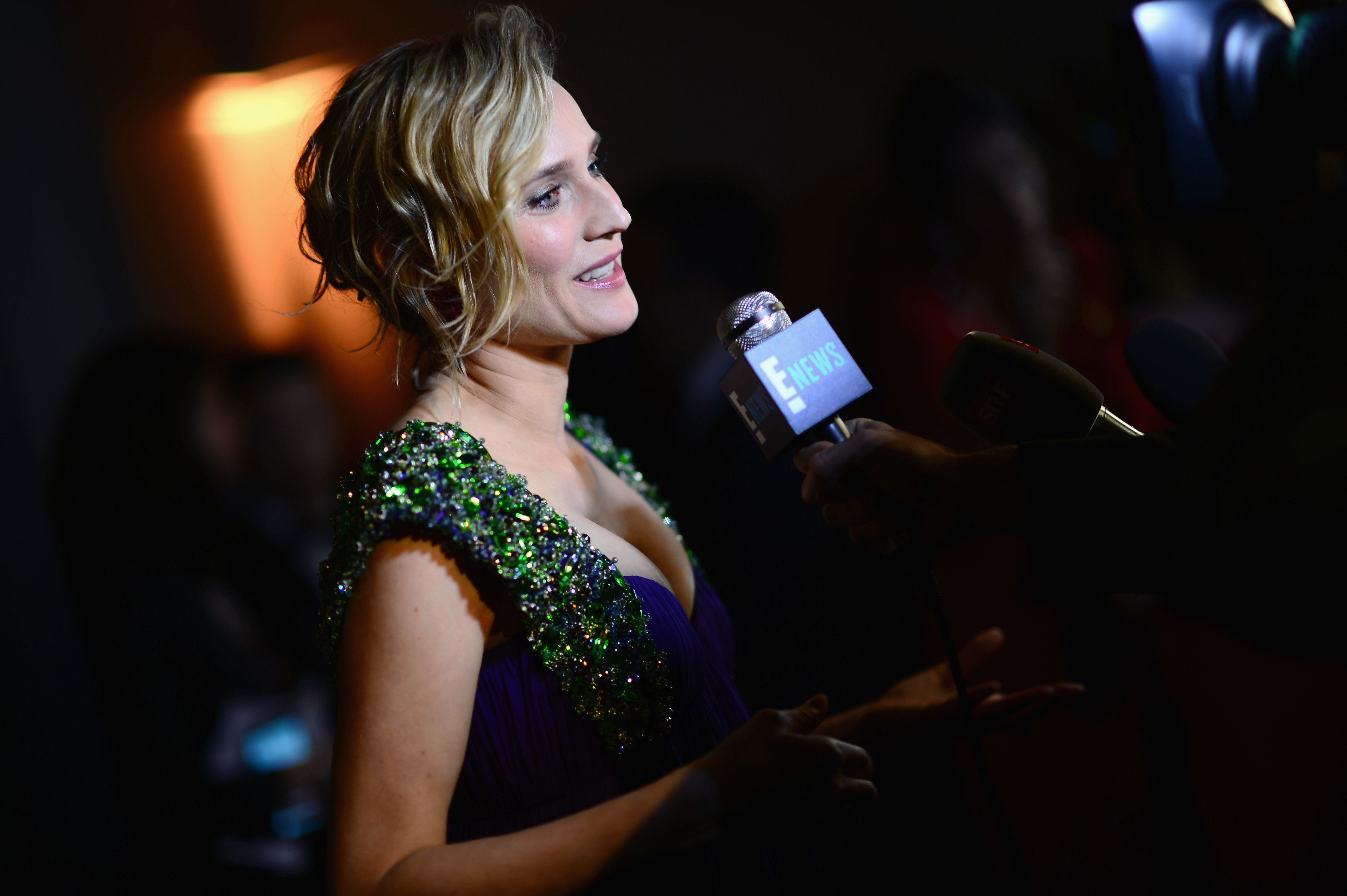 Erstes Baby mit 42: Diane Kruger und Norman Reedus sind Eltern