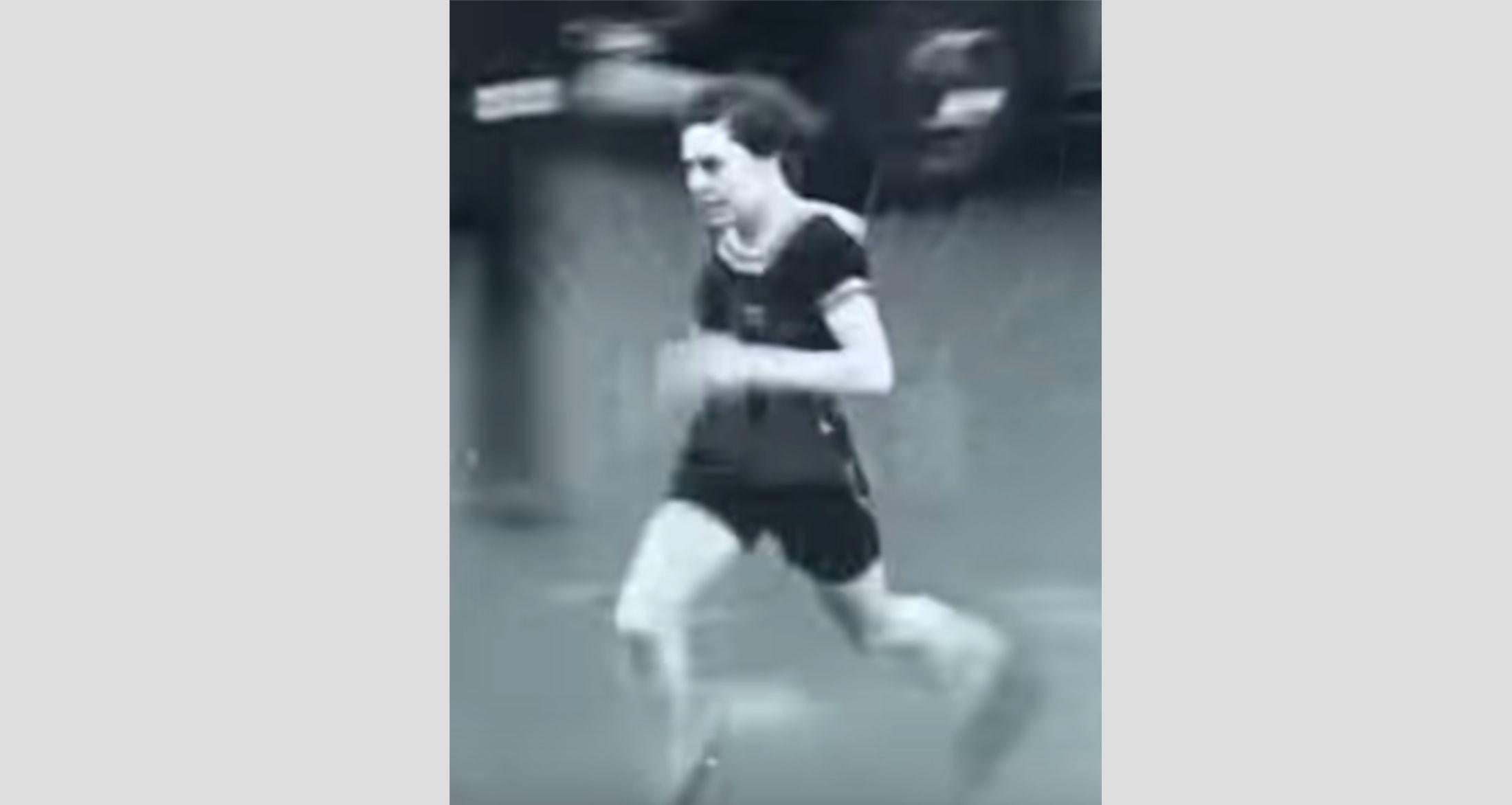 Florence Ilott's remarkable 1934 achievement has been memorialised in a heartwarming Twitter