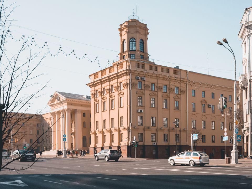 Τα κεντρικά της KGB στο
