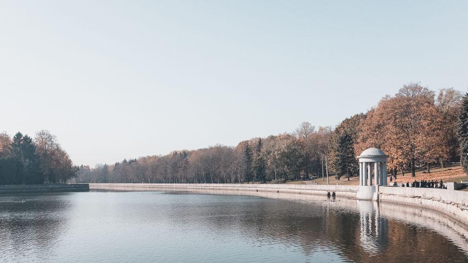 Το πάρκο Janki Kupaly στο