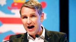 Björn Höcke als Vorsitzender der Thüringen-AfD