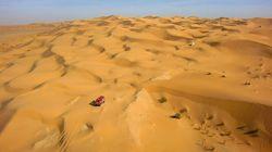 Le Rallye d'Algérie