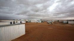 Syrie: première aide en 10 mois dans un camp de