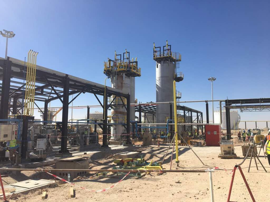 Guitouni: amélioration des capacités de production d'électricité et distribution du gaz