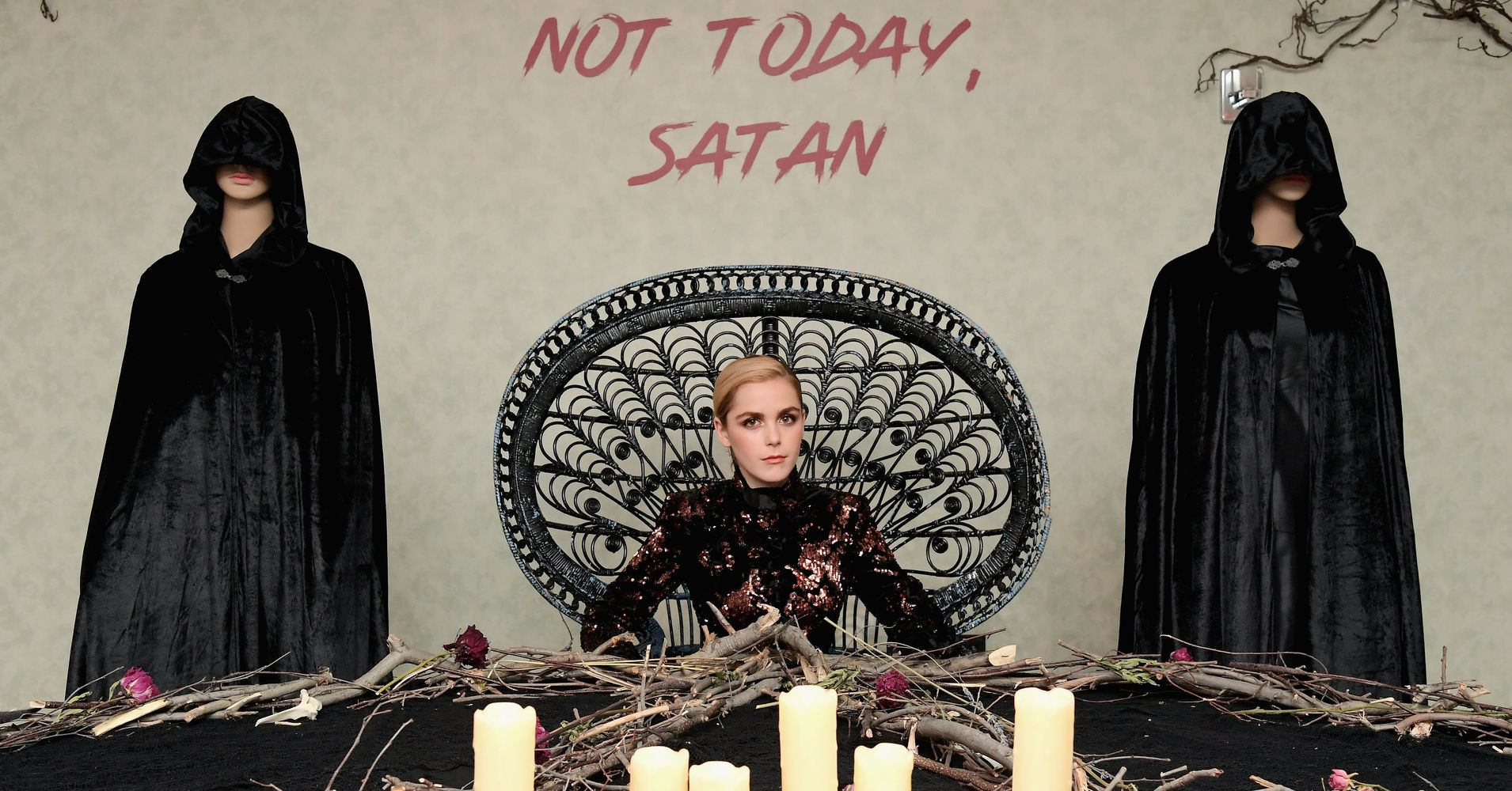 Here S What Real Witches Think Of Netflix S Sabrina