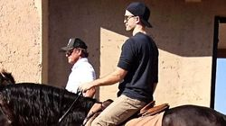 Première photo de Robert Pattinson au Maroc pour le tournage du film