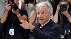 Le cinéaste Costa Gavras décoré de la médaille de l'Ordre du mérite national