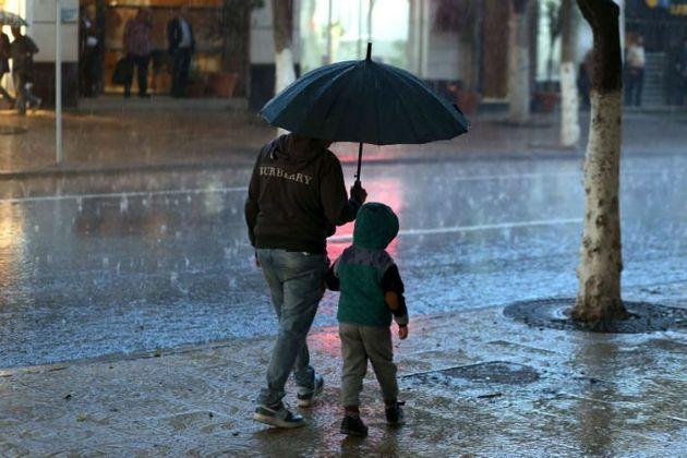 Des pluies assez soutenues continueront d'affecter certaines wilayas de l'Est