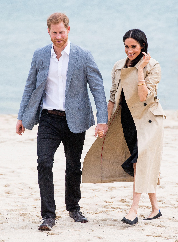 Royal-Expertin behauptet: 5 Monate nach der Hochzeit verfolgen Meghan und Harry einen perfiden